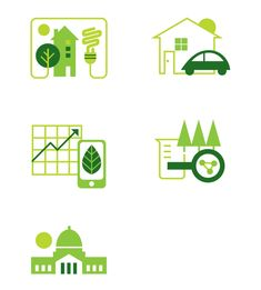 Eight Hour Day » The New York Times Green Blog Icons