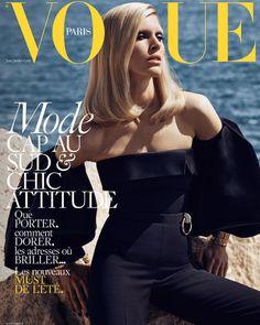 Vogue Paris June/July 2016