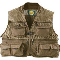 Cabela 39 s xpg deluxe angler pack at cabela 39 s fishing for Cabelas fishing vest
