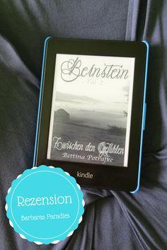 Barbaras Paradies: Buchrezension #121 Bernstein 2 : Zwischen den Gefühlen von Bettina Potrafke Der zweite Band der Trilogie war schon besser als der erste! Dranbleiben lohnt sich! Die Rezension findet ihr auf meinem Blog!