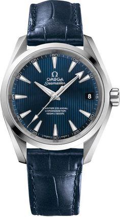 Aqua Terra 150m Master Co-Axial 231.13.39.21.03.001, 38.5mm
