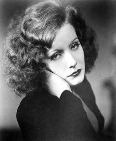 Greta Garbo by Louise Ruth Harriet, 1928