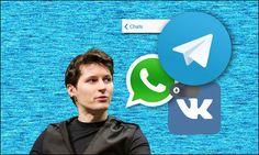 تلگرام,موسس تلگرام,دوروف,پیام رسان