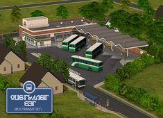 Mod The Sims - Bus Transit Set