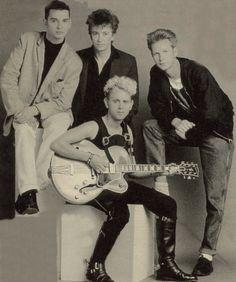 Depeche Mode:Dave Gahan, Martin Gore, Andy Fletcher, Alan Wilder