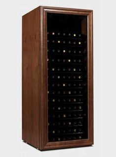 Looking for a self contained wine cabinet? WineRacks.com has the he Vinotheque Villa Series Venetian 220 Wine Cabinet and more!