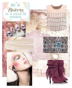 """""""Aquarius"""" by scope-stilettos ❤ liked on Polyvore featuring Alexis and The Row"""