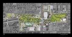 Planned Redesign of Margaret T. Hance Park, Phoenix, AZ