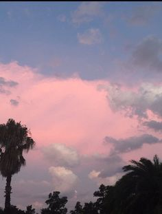 sunset pink clouds yes nice sir