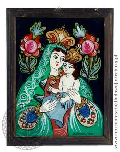 Mother Mary, Mother And Child, Divine Goddess, Jesus Christ Images, Queen Of Heaven, Byzantine Icons, Prayer Cards, Blessed Mother, Religious Art