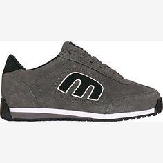 quality design a9f11 3b65d Etnies Lo Cut II LS Shoes UK 10.5 Grey Black White. Skate, Coups De Pied,  Noir ...