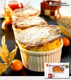 Rice Souffle from Recipe Reminiscing