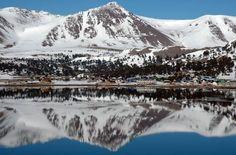 Espejo de Caviahue - Caviahue, Argentina