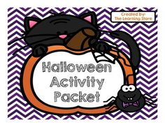 "This free mini unit provides fun activities as well as useful information every child should know on Halloween. Activities included are:-candy word search -""Be Polite on Halloween Night"" craft-costume crossword puzzle-""My Halloween Safety Book"" activity-Halloween writing paper-Halloween coloring pageHave fun!Like my store on Facebook for notifications of freebies and giveaways!The Learning Store Facebook PageRATINGS AND REVIEWS are greatly appreciated."