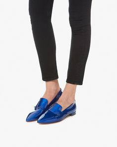 AGL Loafer | LuckyShops. Something like this but rounded