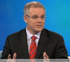 Immigration Minister Scott Morrison defends the term