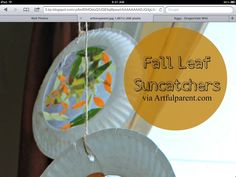 16 Fall Kid Crafts - A Little Craft In Your Day
