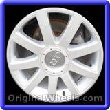 Audi TT 2006 Wheels & Rims Hollander #58756 #Audi #TT #AudiTT #2006 #Wheels #Rims #Stock #Factory #Original #OEM #OE #Steel #Alloy #Used