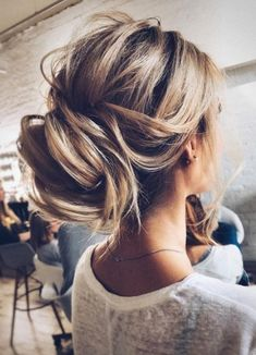 Updo Hairstyles Ideas for Women 2018 Trends
