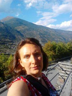 Al sole di settembre. Valle d Aosta. aymaville
