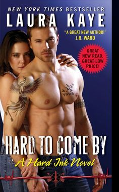 COVER REVEAL ~Hard To Come By by Laura Kaye~