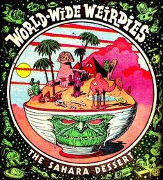 Ken Reid - World Wide Weirdies 23