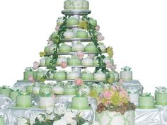 Alternatives to the Traditional Wedding Cake