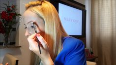 Treinamento Linha Completa de Maquiagem Mary Kay por Marina Barcelos