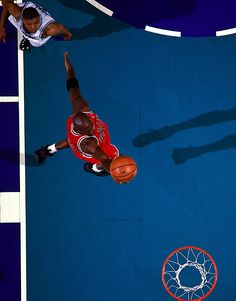 Michael Jordan -Chicago #sport #basket #fotografia