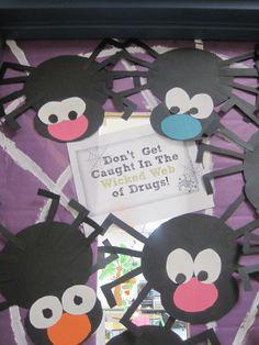 Savvy Second Graders: Drug Free Week