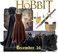 """hobbit premier"" by elvanya on Polyvore"