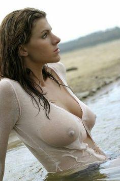 Hot chick spank