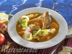 Révfalusi regös halászlé recept