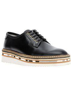 SWEAR 'Louise 1' Derby Shoe