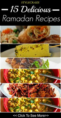 15 Delicious Ramadan Recipes You Should Try : We all know that Ramadan is all about prayers, fasting as well as feasts. This Ramadan, let us help you with your iftar meal planning with these scrumptious recipes that will leave you remembering the festival of prayer for a long time to come. Here are some delicious Ramadan recipes that are certainly worth trying.