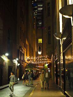 Friday Nights at Mercado, Sydney CBD