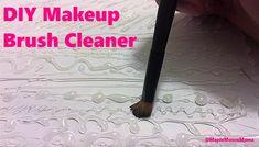 #DIY Makeup Brush Cleaner