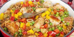 Arroz con Pollo (Chicken and Rice) , Pressure Cooker