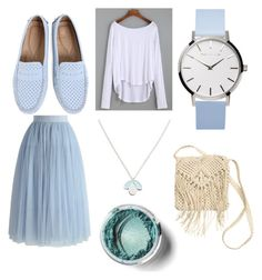 """""""loafer"""" by britxd on Polyvore featuring Chicwish, Wolf & Moon and H&M"""