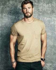 #ChrisHemsworth