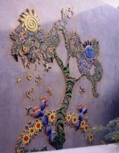 Residential Mosaic Tile Art   Santa Theresa Tile Works