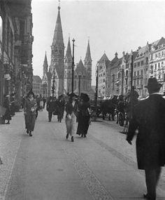 BERLIN 1910, Tauentzienstrasse