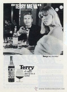 Brandy Centenario Terry with Nico (Christa Päffgen)