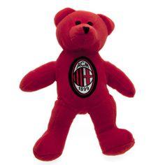 AC Milan Mini Bear SB - Rs. 799 Official #FootballMerchandise from the #SerieA