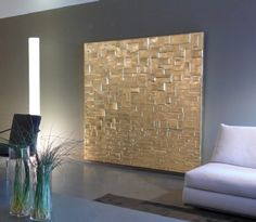 Modern contemporary gold white painting on canvas Blanc abstrait peinture or Abstract painting white, gold # Acrylic / putty / gold on canvas The golden stripes at the botto Absolutely unique and beautiful Abstract painting on canvas inch with heavy textu Painting Walls Tips, Acrylic Painting Tips, Acrylic Art, Colorful Wall Art, Large Wall Art, Diy Wall Art, Canvas Wall Art, 3d Wall, Decoration