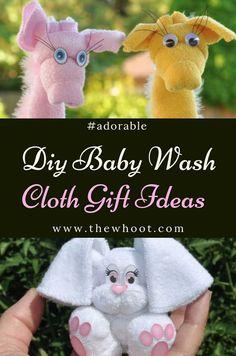 Baby Washcloth Gifts Super Cute Simple Designs You Love # colorfu . Baby Washcloth Gifts Super cute simple designs you& love # colorful # Baby Shower Host, Baby Shower Gift Basket, Baby Baskets, Baby Shower Parties, Baby Shower Gifts, Gift Baskets, Raffle Baskets, Towel Animals, Rosalie