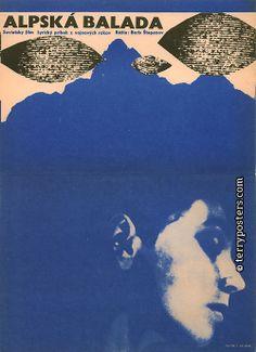 Plakát Alpská balada (Terryho ponožky)
