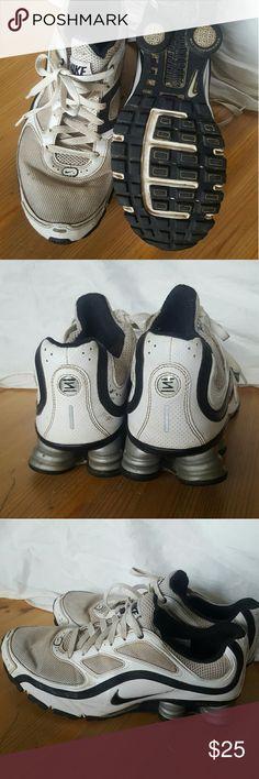 Nike Men's Shox Turbo+ White and Black Size 14 454166-100 #Nike  #RunningCrossTraining | Men's Shoes | Pinterest | eBay and Black