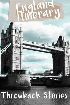 Itinerary for your England Road Trip | Travel on the Brain