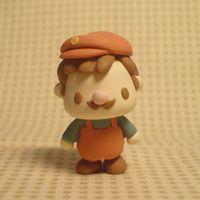 Clay Mario